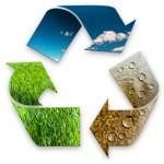 Tres R del reciclado industrial
